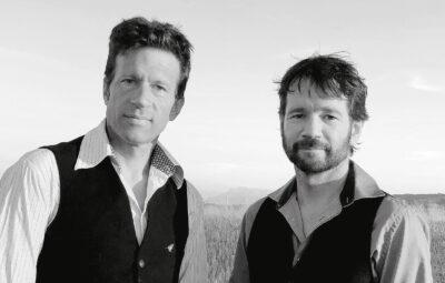 Ralf Schlatter und Manuel Lindt