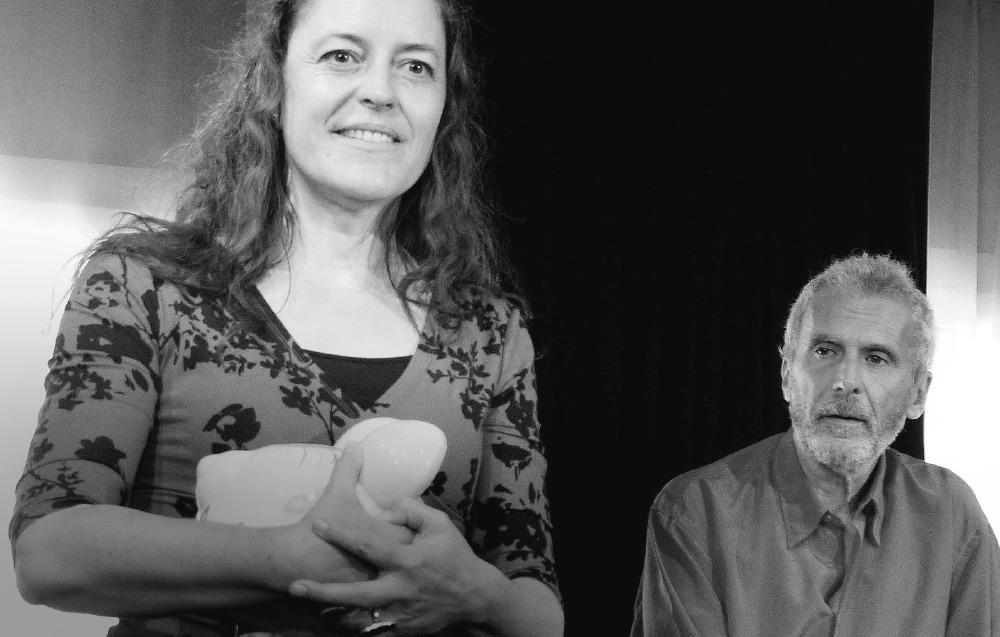 Gabriel Rivano und Annette Kuhn